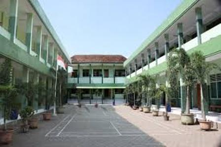 Gedung MTs NU TBS Kudus